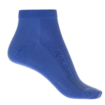 62f45d11a07 Pearl Izumi Silk Liite Socks - Ankle (For Women) in Dazzling Blue -  Closeouts