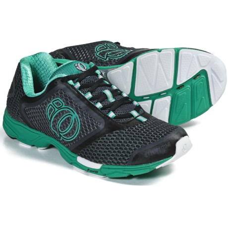 Pearl Izumi Streak II Running Shoes (For Women) in Shadow Grey/Black