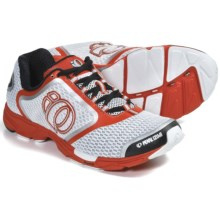 Pearl Izumi Streak II Running Shoes (For Women) in White/Cherry Tomato - Closeouts