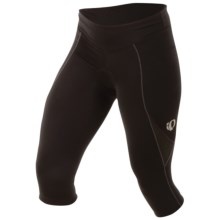 Pearl Izumi Sugar 3/4 Cycling Tights (For Women) in Black - Closeouts