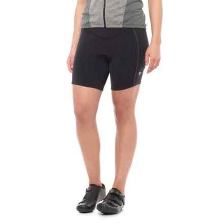 Pearl Izumi Sugar Bike Shorts - UPF 50+ (For Women) in Black Solid - Closeouts
