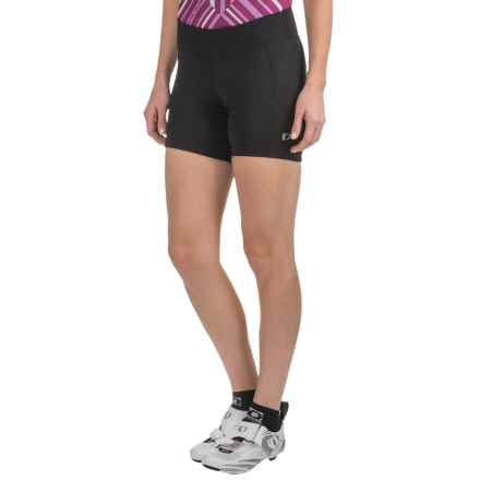 Pearl Izumi Sugar Bike Shorts - UPF 50+ (For Women) in Black Texture - Closeouts