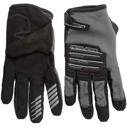 Pearl Izumi Summit Bike Gloves (For Men) in Shadow Grey - Closeouts