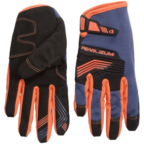 Pearl Izumi Summit Bike Gloves (For Women) in Deep Indigo