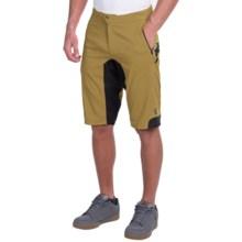 Pearl Izumi Summit Mountain Bike Shorts (For Men) in Ecru Olive - Closeouts