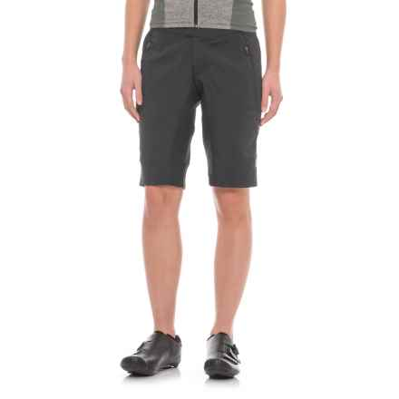 Pearl Izumi Summit Mountain Bike Shorts (For Women) in Black/Black - Closeouts