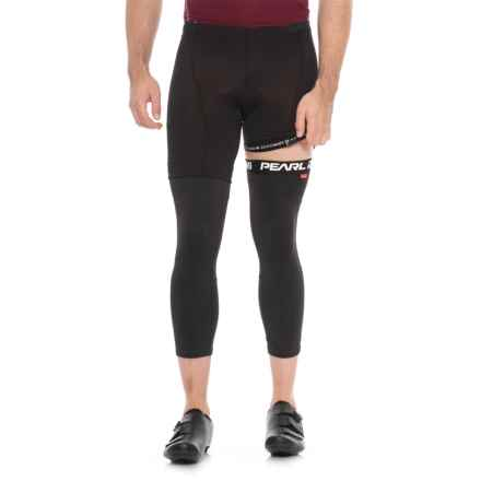 Pearl Izumi Sun Knees Cycling Leggings (For Men and Women) in Black - Closeouts