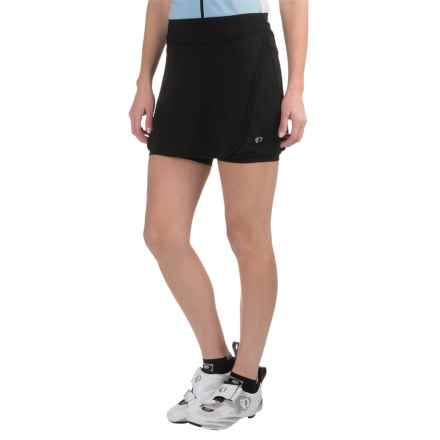 Pearl Izumi Superstar Cycling Skirt (For Women) in Black - Closeouts