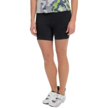 Pearl Izumi Symphony Cut Bike Shorts (For Women) in Black - Closeouts