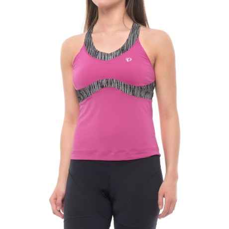 Pearl Izumi Symphony Cycling Tank Top - UPF 50 (For Women)
