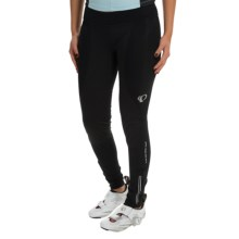 Pearl Izumi Symphony Thermal Cycling Tights (For Women) in Black - Closeouts