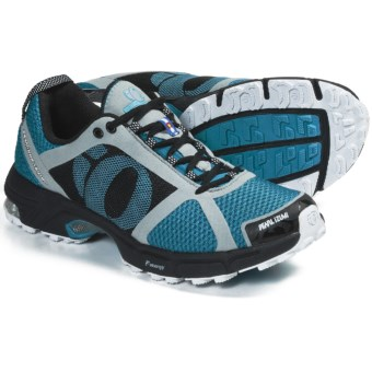 Pearl Izumi syncroFuel Trail II Trail Running Shoes (For Men) in Electric Blue/Black