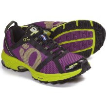 Pearl Izumi syncroFuel Trail II Trail Running Shoes (For Women) in Orchid/Lime - Closeouts