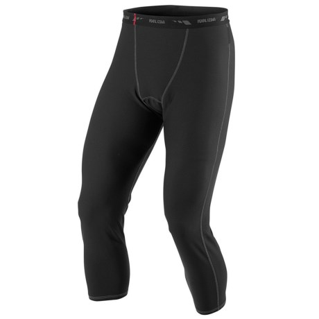 Pearl Izumi Transfer 3/4 Pants (For Men) in Black