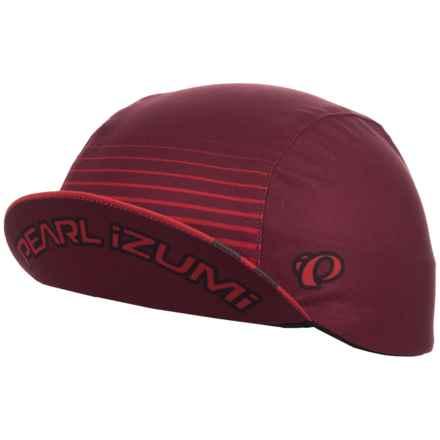 e1dd55031cc Pearl Izumi Transfer Bike Hat (For Men and Women) in Port Rogue Red