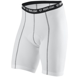 Pearl Izumi Transfer Cycling Liner (For Men) in White