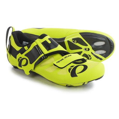 Pearl Izumi Tri Fly Octane II Triathlon Cycling Shoes - 3-Hole (For Men and Women) in Sulphur Springs