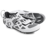 Pearl Izumi Tri Fly V Carbon Triathlon Cycling Shoes - 3-Hole (For Women)