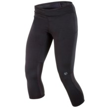 Pearl Izumi Ultra 3/4 Tights (For Women) in Black - Closeouts