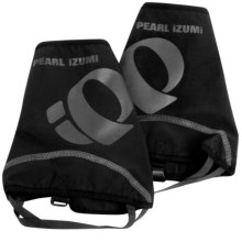 Pearl Izumi Ultra Gaiters (For Men) in Black - Closeouts