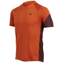 Pearl Izumi Ultra Shirt - Short Sleeve (For Men) in Rust - Closeouts