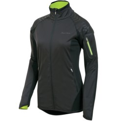 Pearl Izumi Ultra Wind Blocking Jacket (For Women) in Black