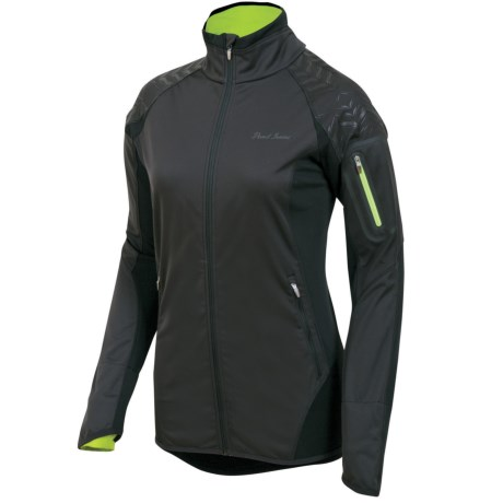 Pearl Izumi Ultra Wind Blocking Jacket (For Women) in Black