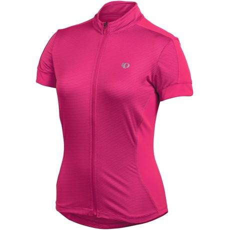 Pearl Izumi Ultrastar Jersey - Full Zip, Short Sleeve (For Women)