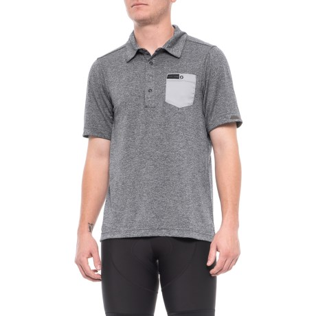 Pearl Izumi Versa Polo Jersey - Short Sleeve (For Men) in Eclipse Blue 13643a654
