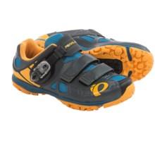 Pearl Izumi X-Alp Enduro IV Mountain Bike Shoes - SPD (For Men) in Shadow Grey/Blazing Yellow - Closeouts