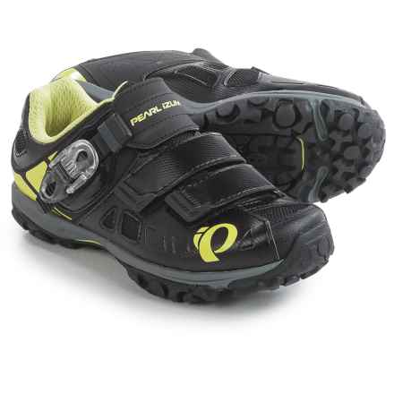 Pearl Izumi X-Alp Enduro IV Mountain Bike Shoes - SPD (For Women) in Black/Paloma - Closeouts