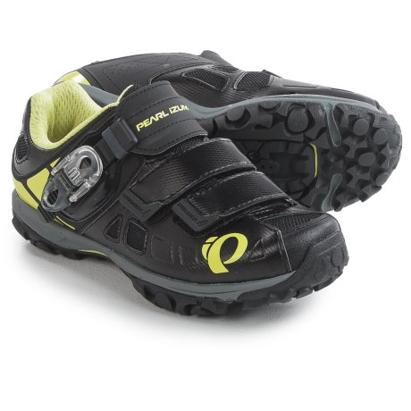Pearl Izumi X-Alp Enduro IV Mountain Bike Shoes - SPD (For Women) in Black/Paloma