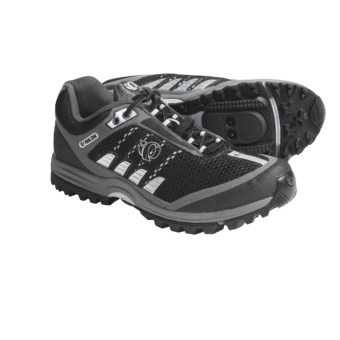Pearl Izumi X-Alp Seek III Mountain Bike Shoes (For Men) in Black/Shadow Grey