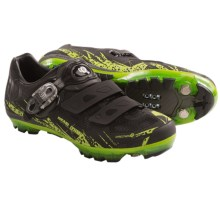 Pearl Izumi X-Project 1.0 Mountain Bike Shoes (For Men) in Black/Black - Closeouts