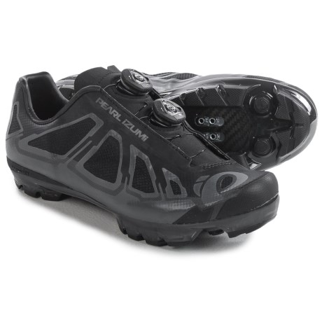 Pearl Izumi X-Project 1.0 Mountain Bike Shoes - SPD (For Men) in Shadow Grey/Black