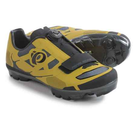 Pearl Izumi X-Project 2.0 Mountain Bike Shoes - SPD (For Men) in Sulphur Springs/Citronell - Closeouts