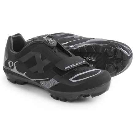 Pearl Izumi X-Project 2.0 Mountain Bike Shoes - SPD (For Women) in Black/Black - Closeouts