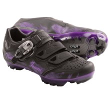 Pearl Izumi X-Project 2.0 Mountain Bike Shoes - SPD (For Women) in Black/Black - Closeouts