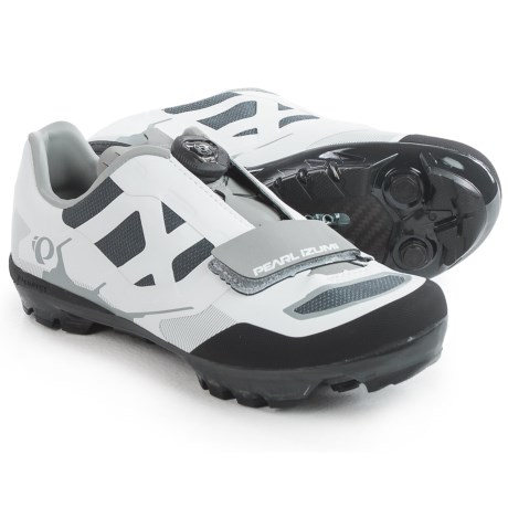 Pearl Izumi X-Project 2.0 Mountain Bike Shoes - SPD (For Women) in White/Black
