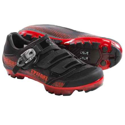 Pearl Izumi X-Project 3.0 Cycling Shoes - SPD (For Men) in Black/Black - Closeouts