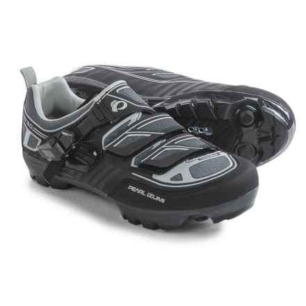Pearl Izumi X-Project 3.0 Mountain Bike Shoes - SPD (For Women) in Black/Shadow Grey - Closeouts