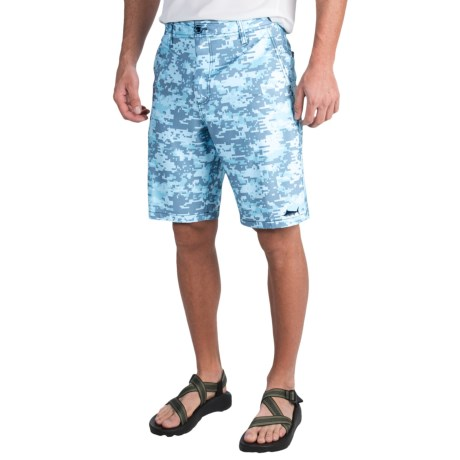 Pelagic Evolve Hybrid Shorts (For Men)