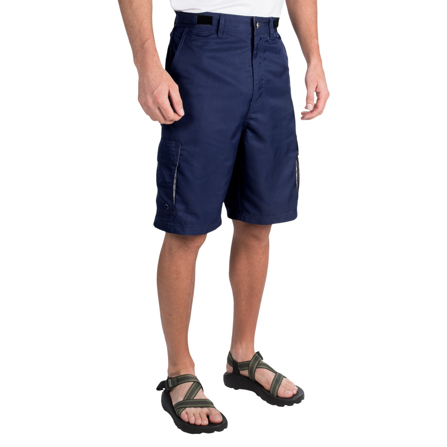 """socorro guys Description function, comfort, and style wrapped into one leave home with peace of mind knowing you'll be heading out to sea in the ultimate fishing short the socorro short offers 100% """"quick-dry"""" micro-tech poly fabric and stain-resistant power for slayin' 'em offshore."""