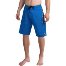 Pelagic Super Blackfin Boardshorts (For Men) in Royal - Closeouts