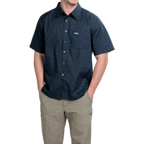 Pelagic Tortuga Shirt Short Sleeve (For Men)