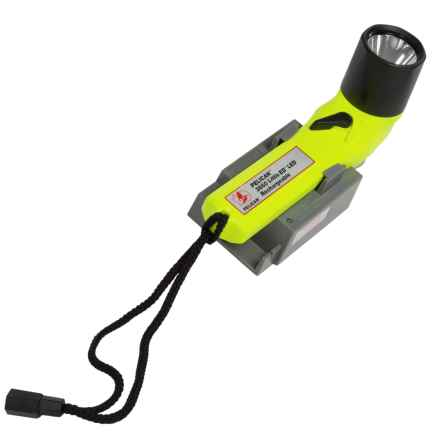 Pelican Products 3660 Little Ed LED Rechargeable Flashlight in Yellow - Closeouts