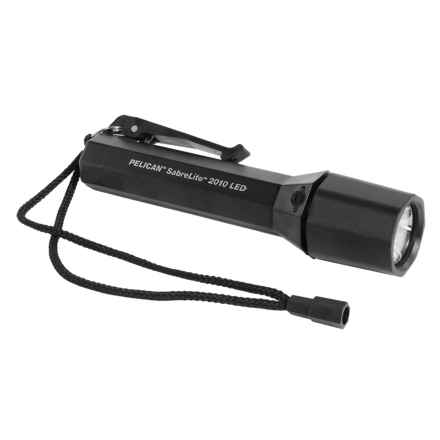 Pelican Products SabreLite 2010 LED Flashlight in Black - Closeouts