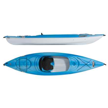 Pelican Summit 100X Kayak - 1-Person, 10' in Fade Blue - Overstock