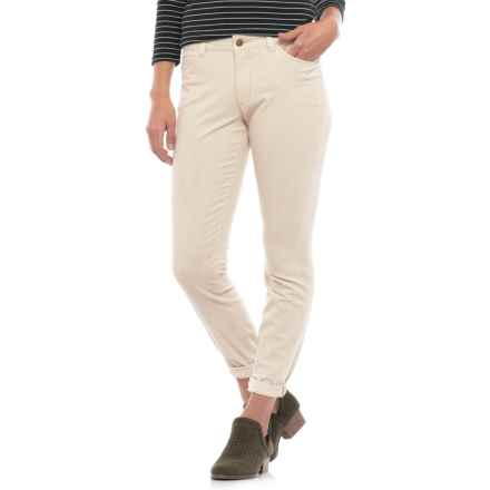 Pendelton Canyon Corduroy Pants (For Women) in Vanilla - Closeouts
