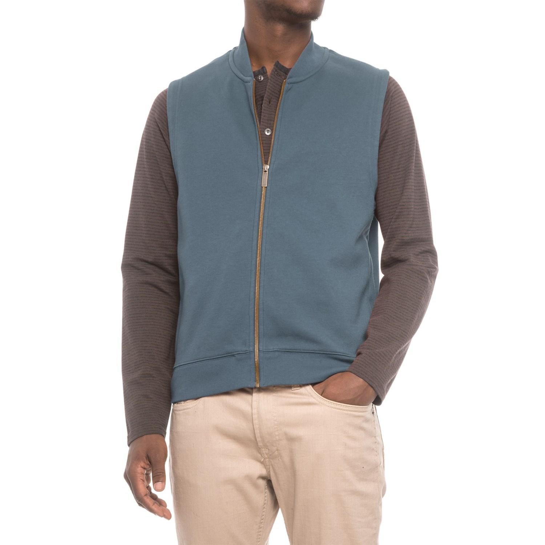 Pendleton Alsea Vest - Fleece Lined (For Men)